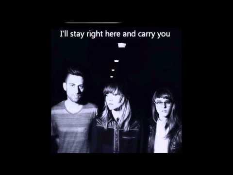 Now, Now - Seperate Rooms (Lyrics)