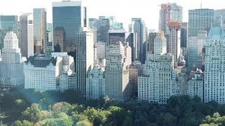 Ritz Carlton Central Park - Drone View