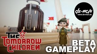 Vídeo The Tomorrow Children