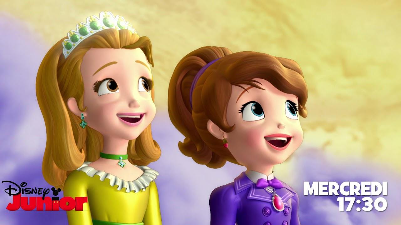 Les Grandes Aventures Du Mercredi Princesse Sofia Mercredi 20