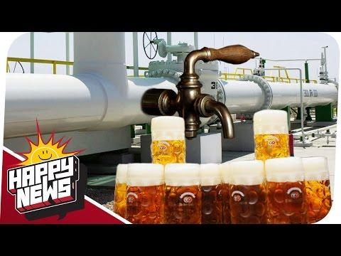 Bier-Pipeline und Wheezy Waiters LoveTube! - HAPPY NEWS