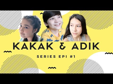 Film Pendek Indonesia | Kakak & Adik #1 | Kevin Dicuekin?? | Brother & Sister Short Movie