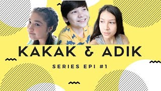 Drama|Film Pendek Indonesia | Kakak & Adik #1 | Kevin dicuekin?? Brother & Sister Short Movie