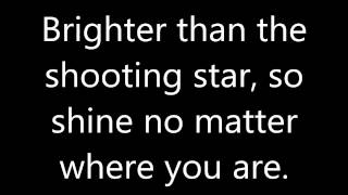 Owl City - Shooting Star Lyrics [Full HD]