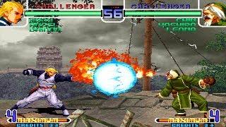 [TAS] KOF 2002 Magic Plus II - Random Matches #5