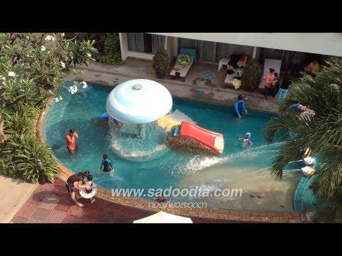 รีวิวโรงแรมเมธาวลัย ชายหาดชะอำ (Review METHAVALAI Hotel Cha am)