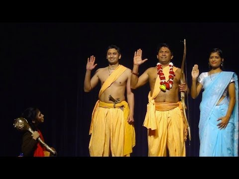 A Little BIG Ramayana