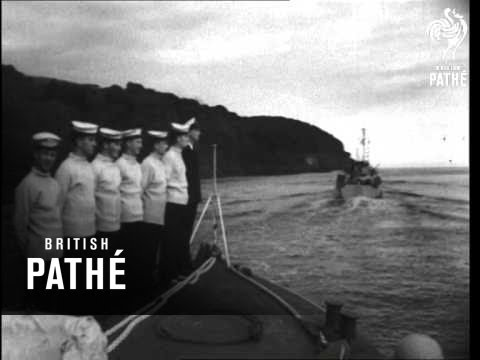 Britain Shows White Ensign Aka The Fleet Shows Its Might (1948)