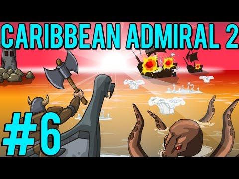 WIELKI POSEJDON! - Caribbean Admiral 2 #6