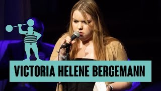 Victoria Helene Bergemann – Von klavierspielenden Katzen und Steckrüben-Fachsortierern
