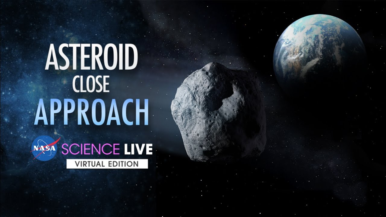 1998 OR2 Livestream: Watch the Biggest Asteroid of the Year Pass ...