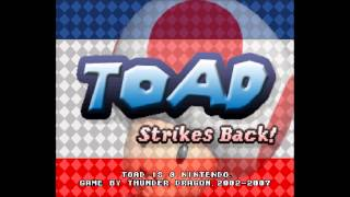 Toad Strikes Back! - Game Over
