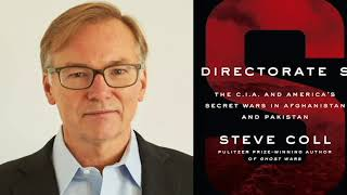 The B&N Podcast: Steve Coll on DIRECTORATE S