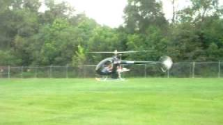 Mosquito XET Turbine helicopter