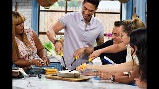 Chef Ronnie Woo makes No Bake Smores Ice Cream Pie