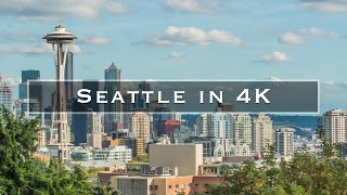 Seattle in 4K