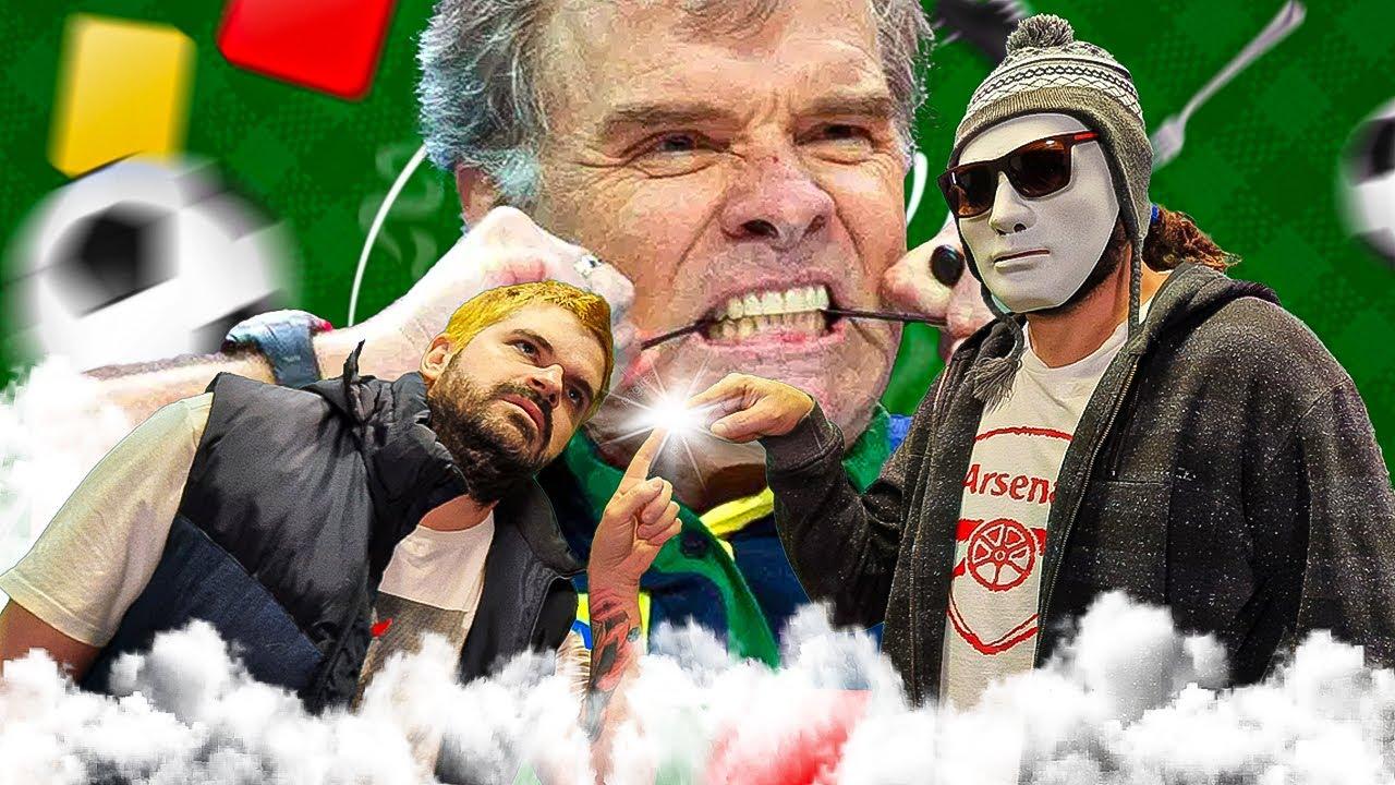 O ESPORTE PREFERIDO DO BRASILEIRO É RECLAMAR DO JUIZ?