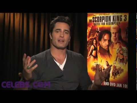 The Scorpion King's Victor Webster interview - a Celebs.com Original