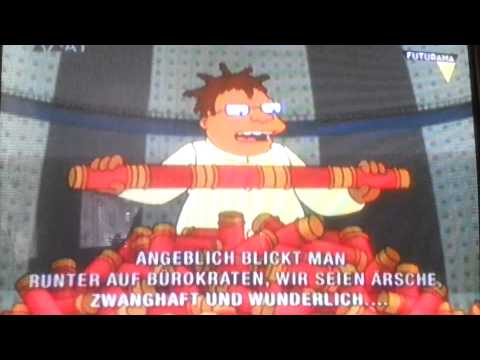 Futurama - Hermes Bureaucrat song + video
