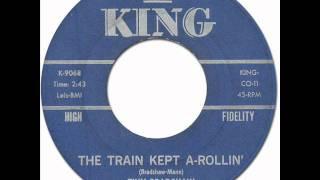 Jump Blues * THE TRAIN KEPT A-ROLLIN