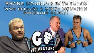 Shane Douglas' Last Day in WWE (FULL Details)   GO Pro Wrestling