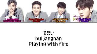 Video PD101 S2 - Playing With Fire Live Performance Cut [Han/Rom/Eng] Color Coded Lyrics download MP3, 3GP, MP4, WEBM, AVI, FLV Maret 2018