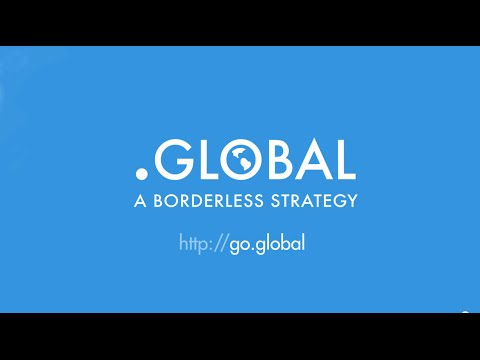 An introduction to .GLOBAL
