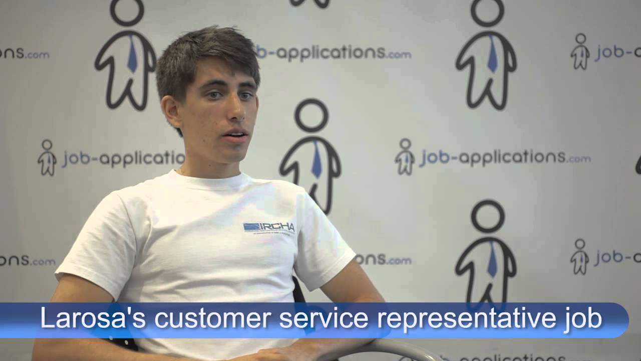 larosa s interview customer service representative larosa s interview customer service representative