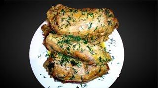Индюшачьи шеи в мультиварке.Сочные,ароматные и вкусные.Вкус похожий на мясо цыпленка