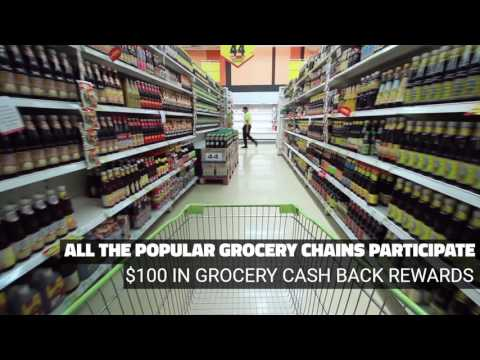 Marketing Incentives - Premium $100 Cash Back Reward - Grocery - customer incentives