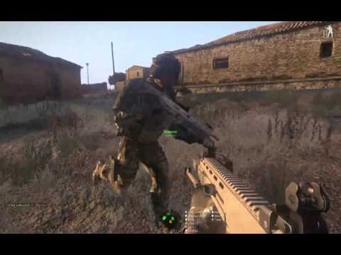 Arma 3 - Tactical co-op - South - Africa Z A & E C Joint operation Seraphim
