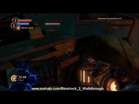BioShock 2 Walkthrough - The Atlantic Express Part 1 HD
