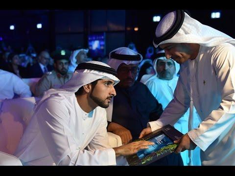 """حمدان بن محمد يطلق مشروعي """"سلامة ونابض"""" في هيئة الصحة في دبي"""