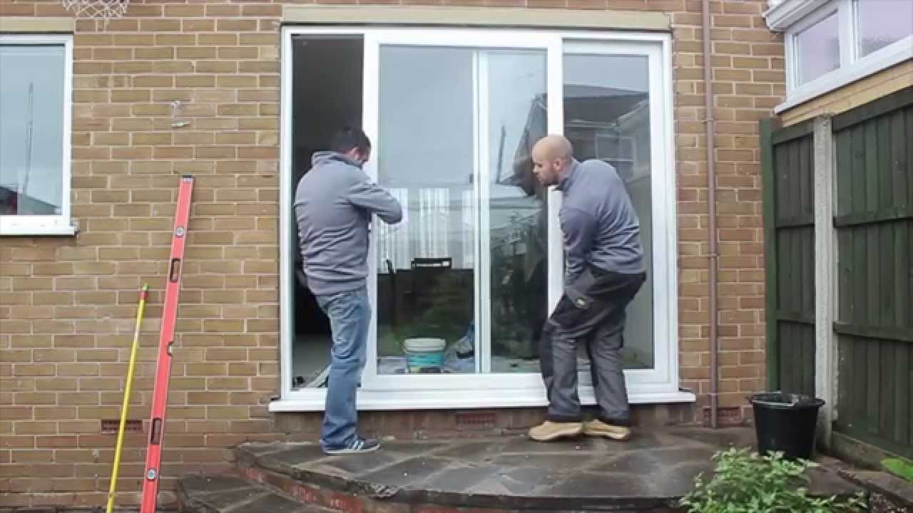 Wonderful How To Remove Sliding Sashes From Patio Doors