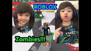 Play ROBLOX #3 Talking Tom or Zombie???