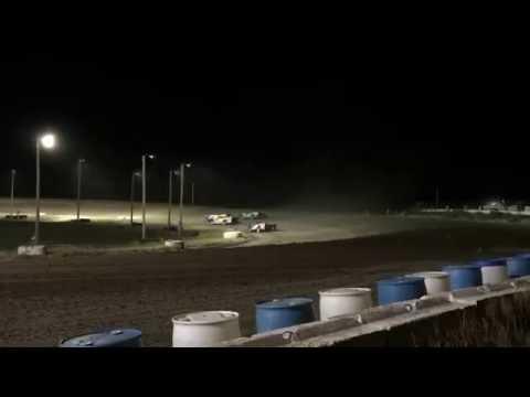 9/30/2016 BMP speedway heat race (outside)