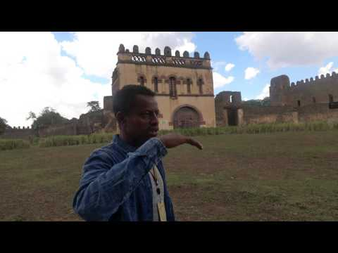 Kings and Castles in Gondar City - Ethiopia May 2017 Tour