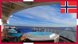 Copenhagen to Oslo via Cruise Boat DFDS Seaways