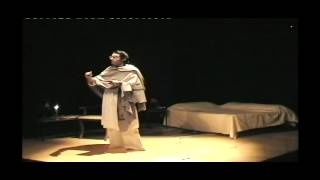 Ek Mulaqat Manto se- one man show by Ashwath Bhatt