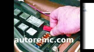 видео Блок предохранителей ВАЗ 21099 карбюратор: схема, расположение, ремонт