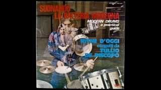 Tullio De Piscopo drum pattern - Samba Carnival - 1974