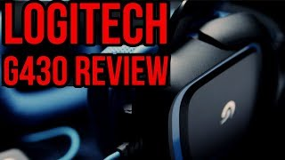 ✅ Logitech G430 Gaming Headset Review