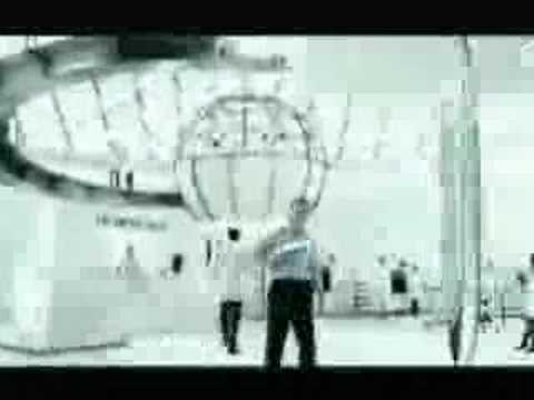 Royal Mail Real Network TV Advert 2002
