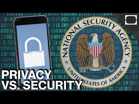 Does Giving Up Privacy Keep Us Safe From Terrorism?