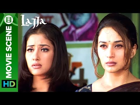 Madhuri Dixit fights for justice - Lajja