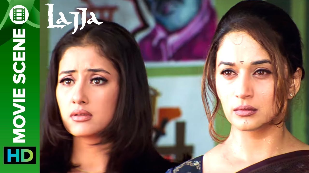 Download Madhuri Dixit fights for justice - Lajja