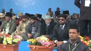 (Urdu) Financial Sacrifices of Ahmadiyya Jamaat by Mv Syed Kalimuddin Ahmad Sb at Jalsa Qadian 2012