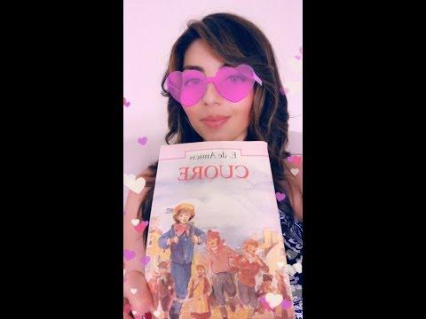 Cuore -  Edmondo  De Amicis - libro - recensione libro