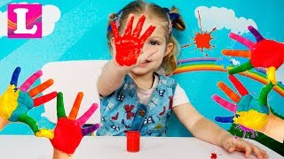Цвета на английском для детей | Развивающее видео для детей