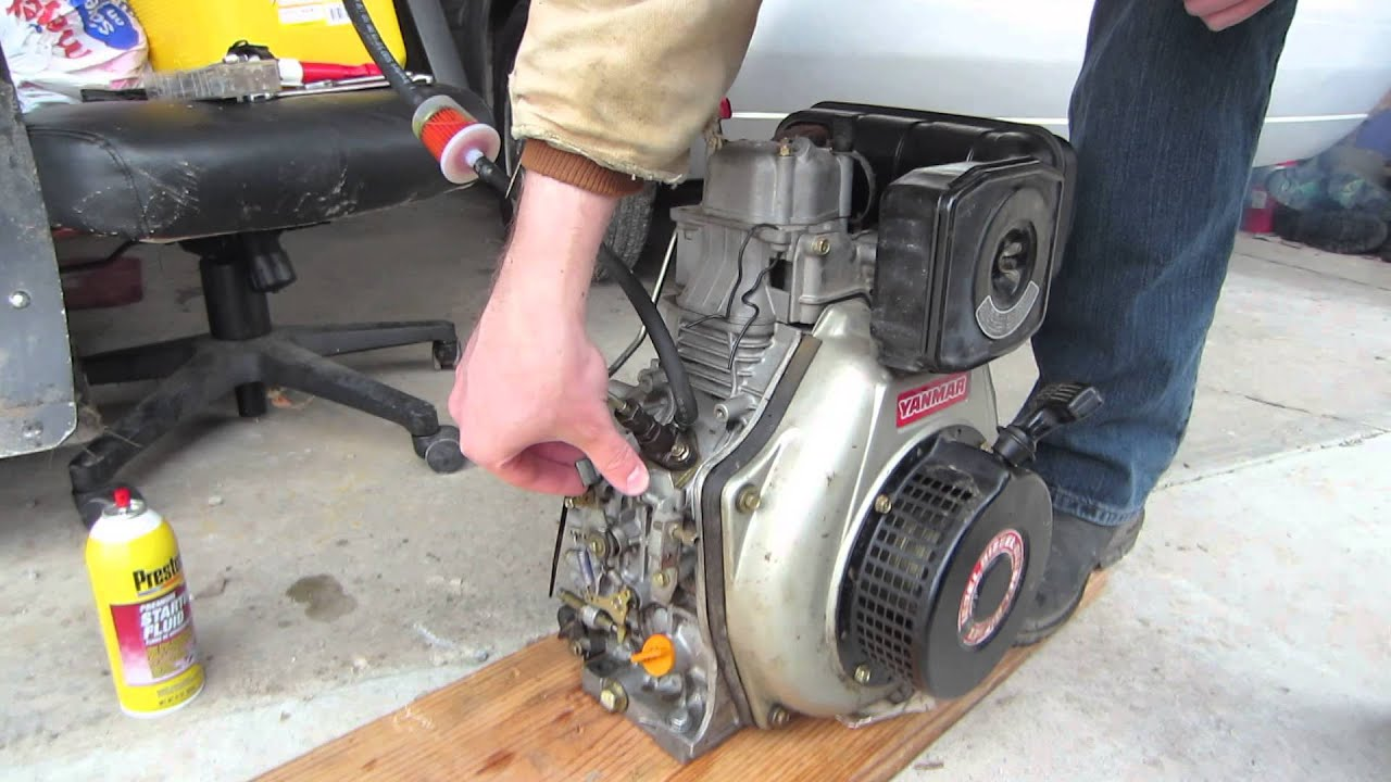 how to make a tripod to pull an engine